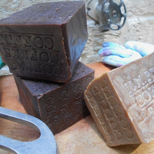 Limited Edition -Aged Soap , Extra Large Soap Bar and Large Bar .